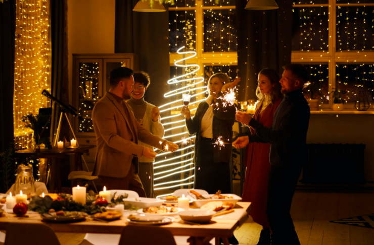 Verwachte recordstijging in kerstbuffetten en kerstdiners